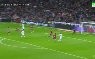 Real Madrid vs. Rayo: Gareth Bale y un gol tras pase de Kroos
