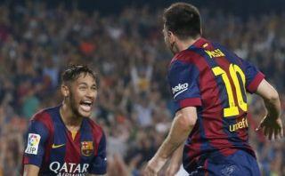 ¿Qué marca rompió Neymar con el Barcelona en la Liga BBVA?