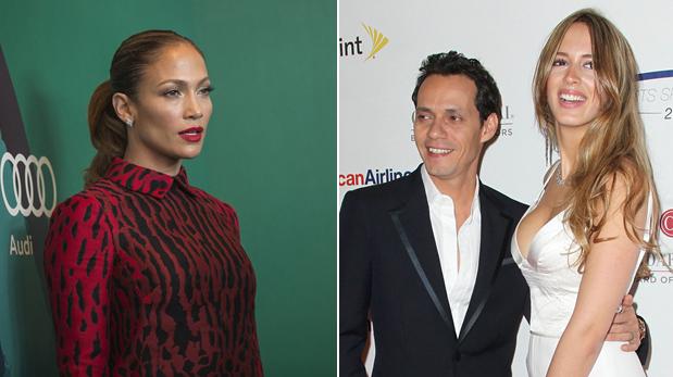 ¿Qué dijo J.Lo de la boda de Marc Anthony y Shannon de Lima?
