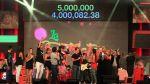 Teletón 2014: fotos de los primeros S/.4 millones hasta ahora - Noticias de hogar clinica san juan