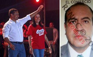 Ex gerente de Antalsis financió campaña de Ollanta Humala