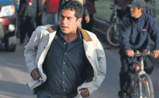 """Martín Belaunde Lossio: """"Gratis no voy a ir a la cárcel"""""""