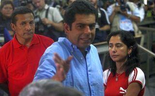 Belaunde Lossio negoció con el Estado desde la clandestinidad