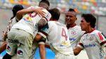 Universitario ganó 3-1 a San Martín por el Torneo Clausura - Noticias de christofer gonzales