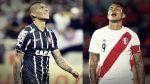 Paolo Guerrero, ídolo de Corinthians que esperamos ver con Perú - Noticias de comentarista