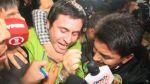 Paul Olórtiga salió en libertad tras 74 días en penal Río Seco - Noticias de eladia neira