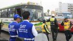 Chofer de combi atropelló a trabajador del SAT en operativo - Noticias de atropello