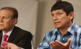 Agustín Lozano descarta alianza con Burga y confía en ganarle