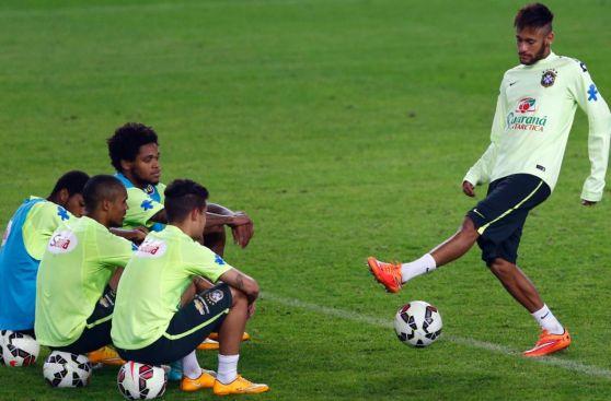 Argentina, Brasil, Chile y Perú alistan así sus amistosos