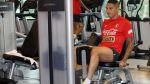 Paolo Guerrero llegó a Asunción y se sumó a trabajos de Perú - Noticias de fiorentina