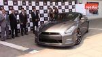 Nissan GT-R estará en el Motorshow 2014 - Noticias de