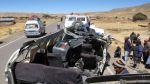 Accidente de bus en Ayacucho deja seis muertos - Noticias de accidentes en carreteras