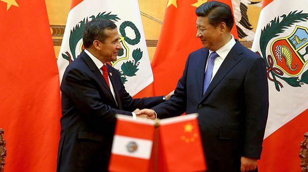 China apoyará la construcción del ferrocarril Perú-Brasil
