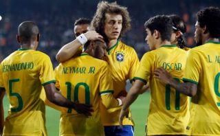 Brasil vs. Turquía: con doblete de Neymar, 'scratch' goleó 4-0