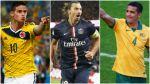 Premio Puskas: James y Zlatan entre los nominados a gol del año - Noticias de zlatan ibrahimovic