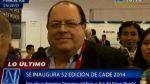 """Julio Velarde: """"Nunca pedí un aumento de sueldo"""" - Noticias de aumento de sueldo"""