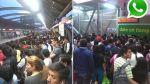 Vía WhatsApp: usuarios varados por avería en Metro de Lima - Noticias de mas comentadas