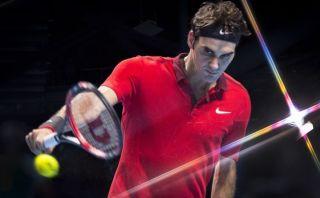 Masters de Londres: Federer apabulló a Murray en 56 minutos