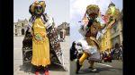 Así Ocurrió: En 2010 la Huaconada es declarada patrimonio - Noticias de batalla del ebro