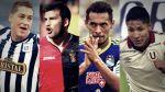 Torneo Clausura 2014: programación de la fecha 13 - Noticias de sporting cristal vs utc