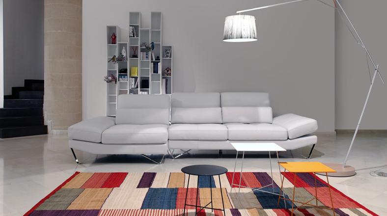 Sofás seccionales: Cinco ideas para decorar la sala principal ...
