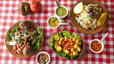 Legando y fogón: los platos de las picanterías arequipeñas