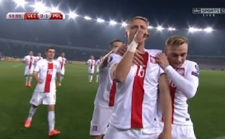 Eurocopa 2016: Polonia goleó 4-0 a Georgia y lidera su grupo