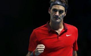Federer enfrentará a Djokovic en final del Masters de Londres