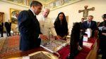 El libro que Humala le regaló al Papa tiene estas imágenes - Noticias de señor de los milagros