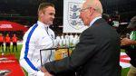 Inglaterra vs. Eslovenia: Rooney y el homenaje por partido 100 - Noticias de wayne rooney