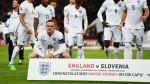 Inglaterra vs. Eslovenia: Rooney y el homenaje por partido 100 - Noticias de wembley
