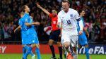 Inglaterra vs. Eslovenia: local ganó 3-1 en estadio de Wembley - Noticias de wayne rooney