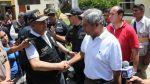 Alcalde electo de Trujillo alaba labor de Urresti - Noticias de policia elidio espinoza