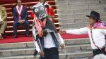 Comparsas del toril visitaron Palacio de Gobierno - Noticias de palacio de gobierno