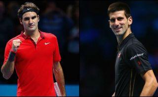 Federer vs. Djokovic: final soñada en el Masters de Londres