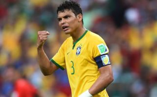 Thiago Silva expresó su molestia por perder capitanía en Brasil