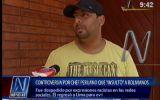 Chef peruano acusado de racismo en Bolivia llegó a Perú