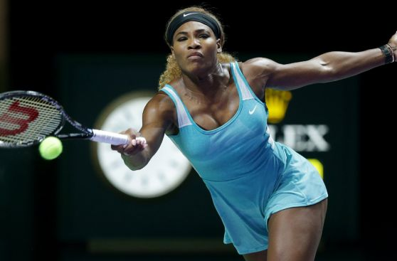 Ránking WTA: Serena Williams y top 15 de las tenistas en fotos