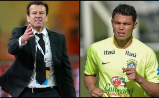 "Dunga sobre Thiago Silva: ""En Brasil nadie es dueño de nada"""