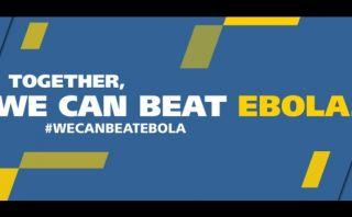#WeCanBeatEbola: cracks del mundo y FIFA luchan contra el ébola