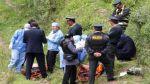 Camioneta cayó a abismo en San Martín dejando cuatro muertos - Noticias de accidente de carretera