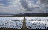 La mayor planta solar del mundo produce menos de lo esperado