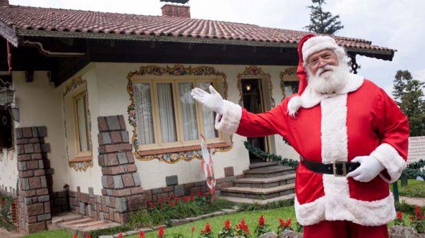 Navidad adelantada conoce la casa de papa noel en gramado - La casa de la navidad ...