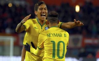 Brasil vs. Austria: sudamericanos vencieron 2-1 en Viena
