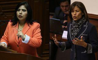 Ana Jara a Cecilia Tait: Está acostumbrada a generar titulares