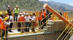 El Gobierno inauguró el proyecto de irrigación Olmos - Noticias de portafolio de inversión