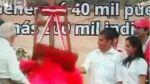 Un Vine te muestra el 'blooper' de Ollanta Humala en Olmos - Noticias de nadine heredia