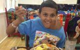 Tumor de gran tamaño es extirpado con éxito de un niño