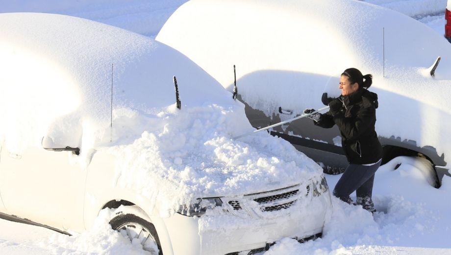 Mueren al menos 7 personas por tormenta de nieve en Nueva York
