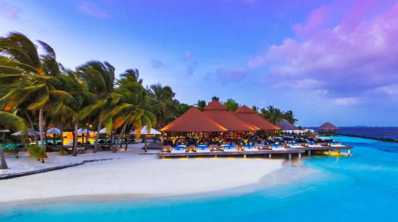 Visita los mejores hoteles de sistema todo incluido del for Los mejores hoteles de maldivas